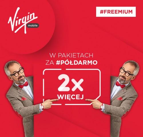 Virgin Mobile - #Półdarmo