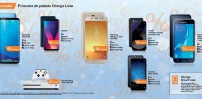 orange 2017 - wyprzedaż