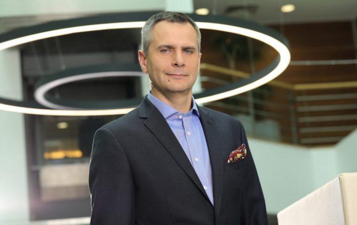 Artur Chmielewski – dyrektor zarządzający Avaya Polska