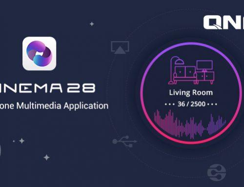 QNAP Cinema28 – aplikacja multimedialna do udostępniania muzyki, filmów i zdjęć w całym domu