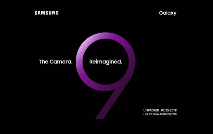 Samsung Galaxy Unpacked 2018