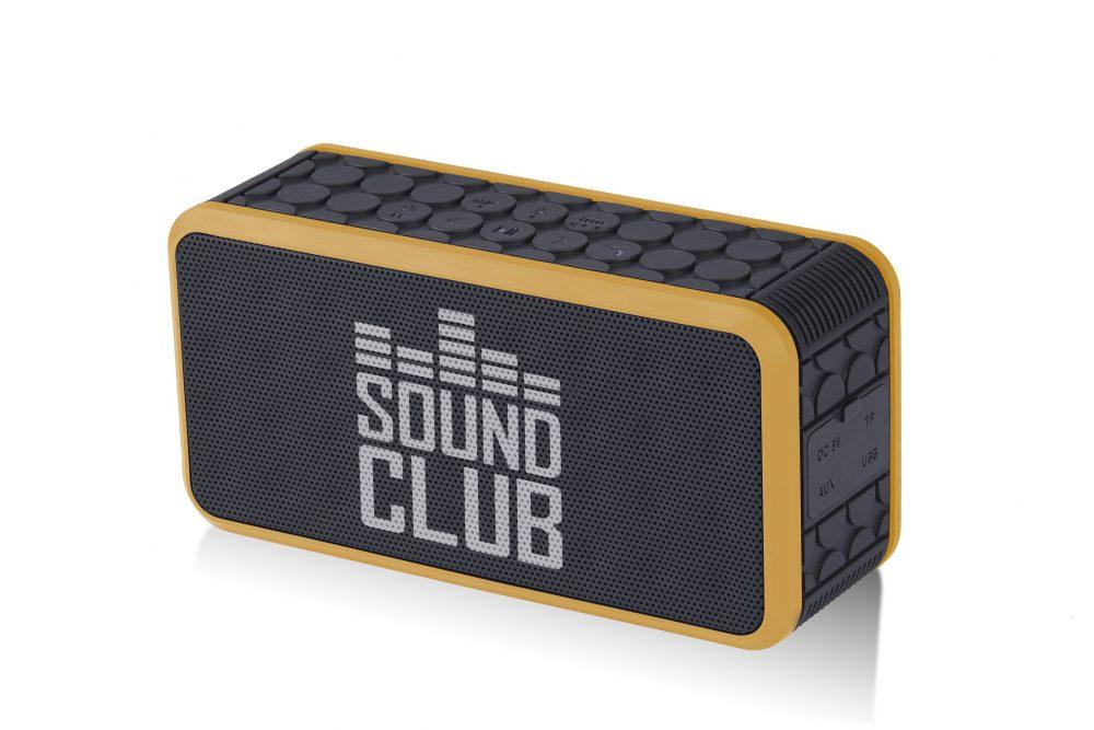 Goclever SoundClub Rugged Pocket