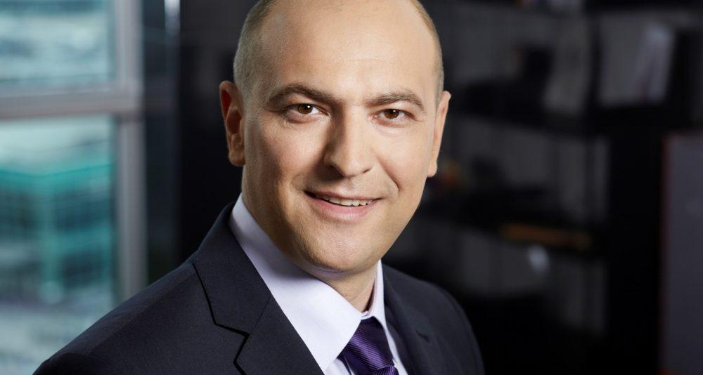 Konrad Rochalski, prezes zarządu ArchiDoc i Voice Contact Center z Grupy OEX