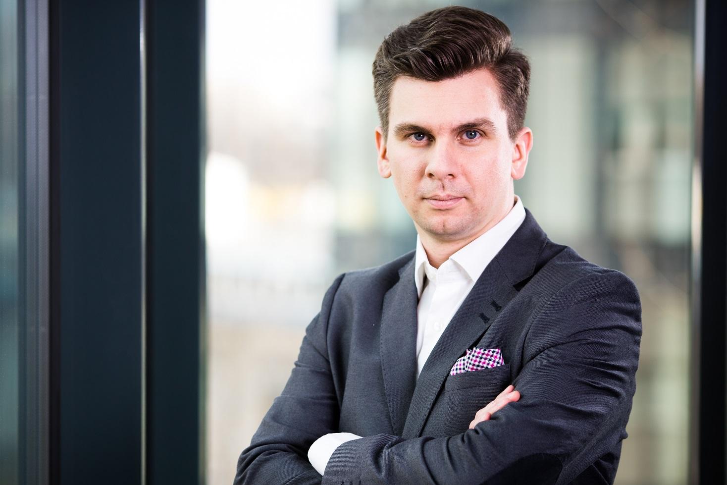Paweł Brach TogetherData wiceprezes zarzadu
