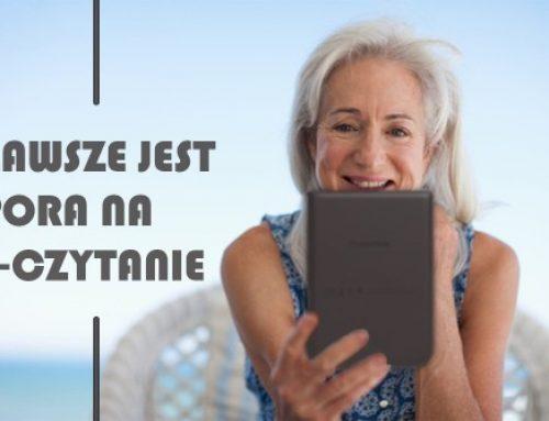 Polski senior w cyfrowym świecie książek