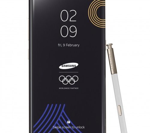 Samsung Paraolimpijczykom