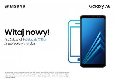 Samsung Witaj nowy
