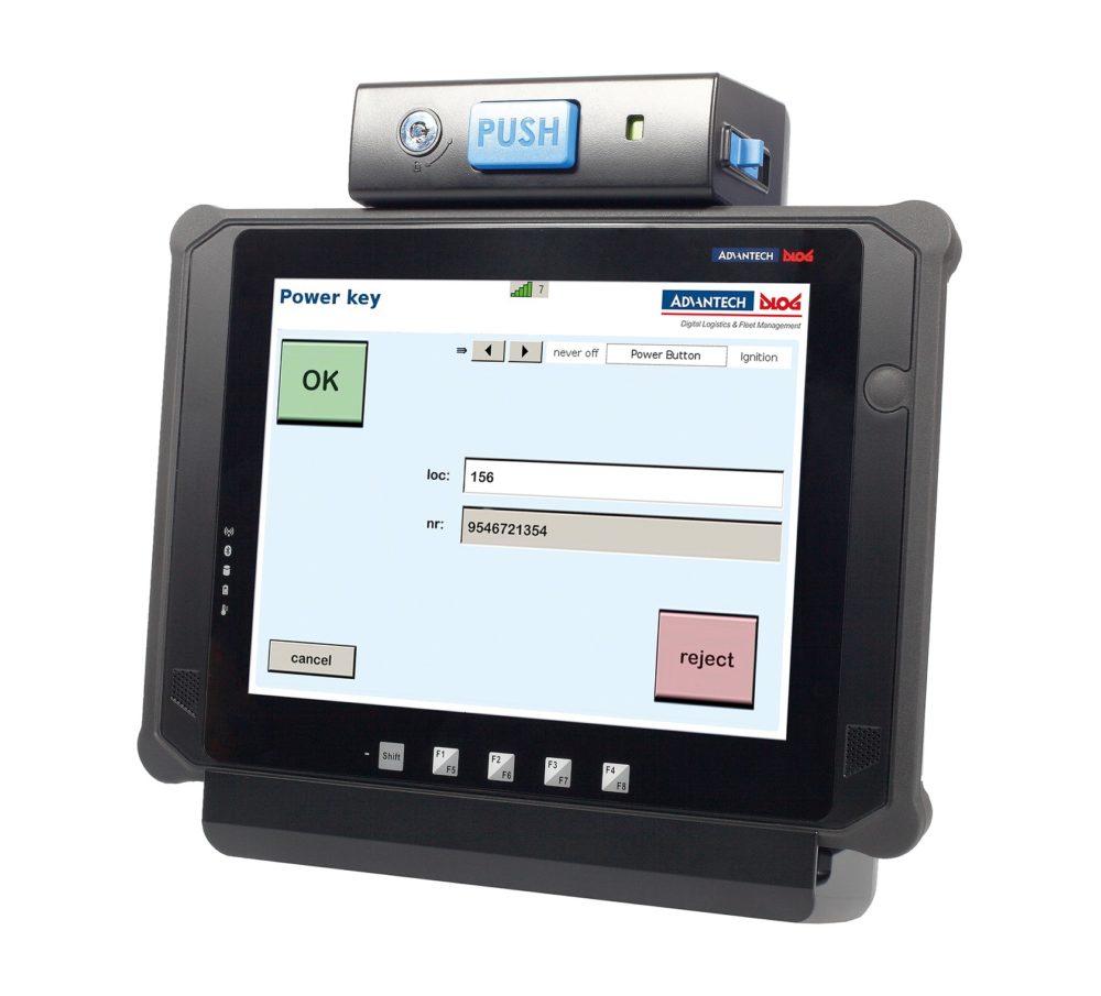 Advantech DLoG DLT M8110