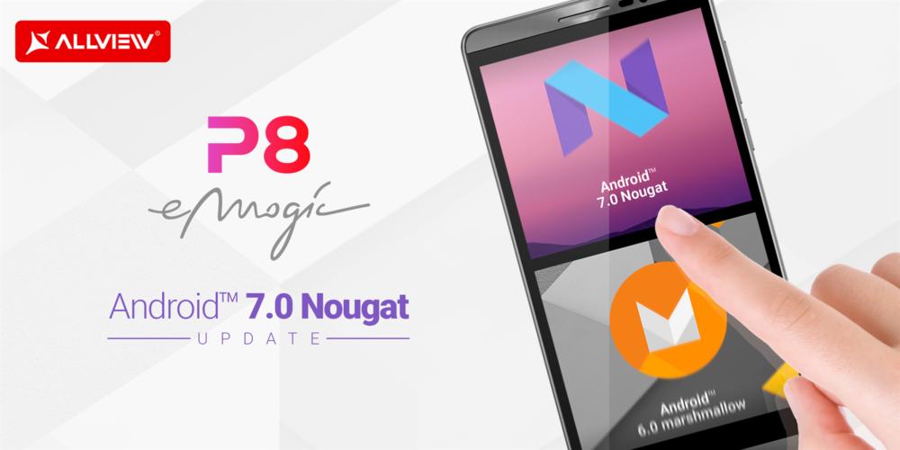 Allview - aktualizacja smartfonów