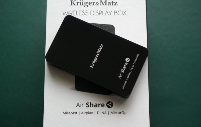 Kruger&Matz Air Share