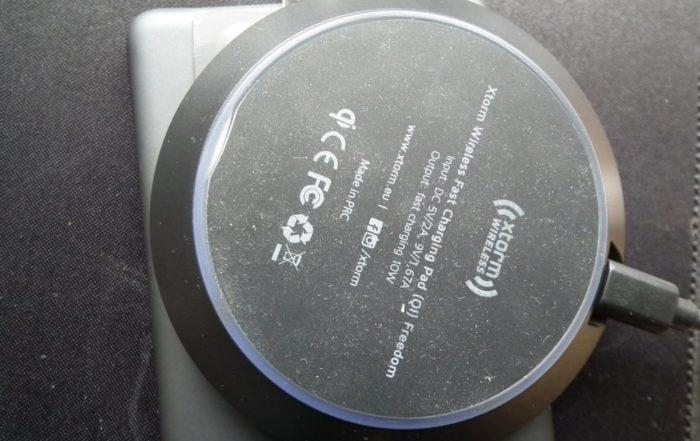 Xtorm Wireless Fast Charging Pad (QI) - ładowanie z adapterem Qi