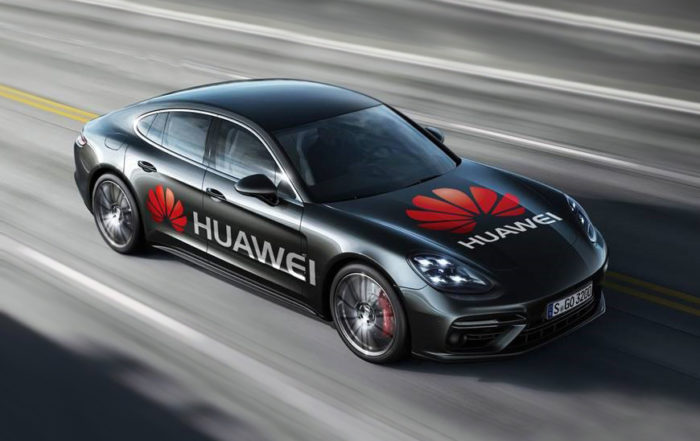 Huawei Porsche