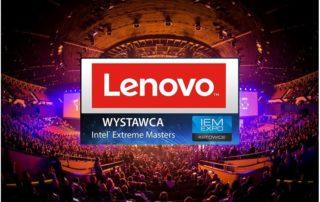 Lenovo Legion na IEM 2018