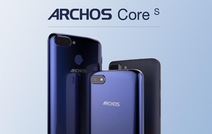 MWC 2018 ARCHOS Core S