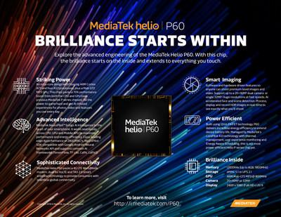 MediaTek SoC Helio P60