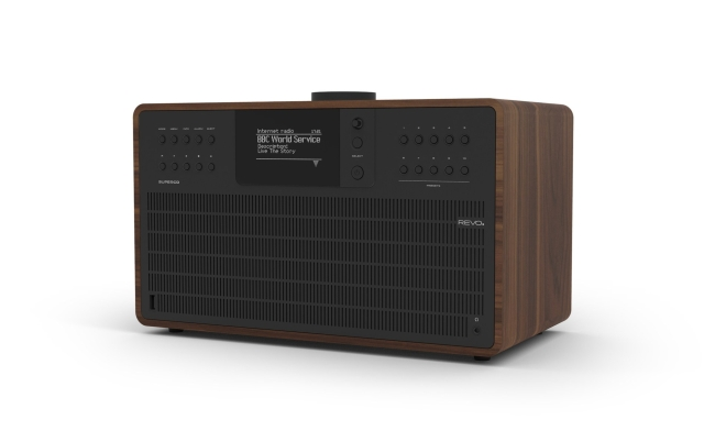REVO Super CD -  Walnut Black