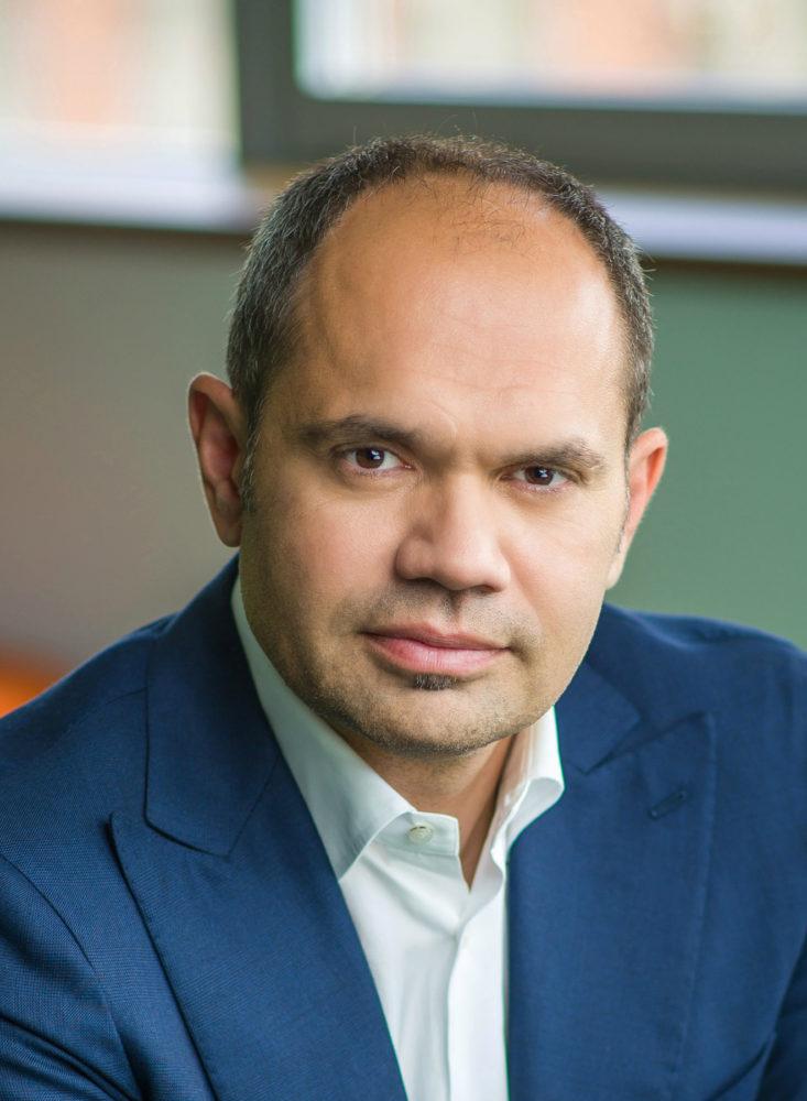 Robert Redeleanu CEO UPC Polska