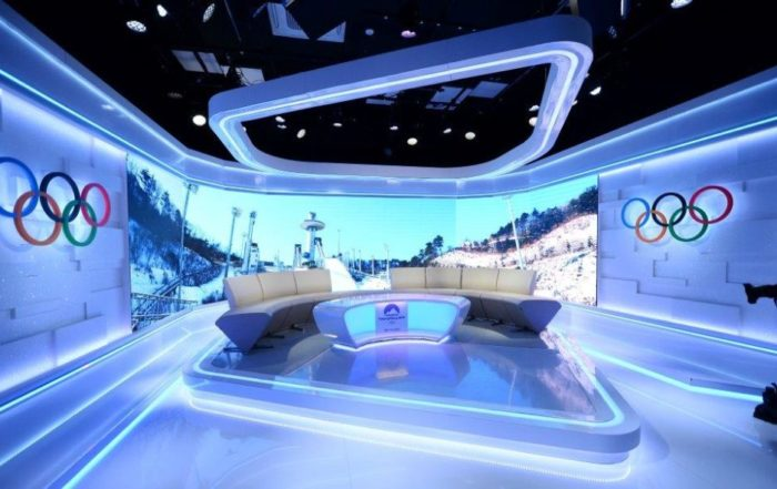 Studio PyeongChang 2018