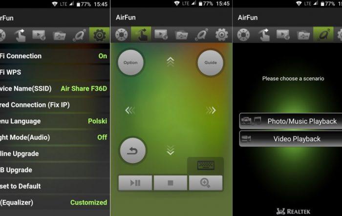 airshare app