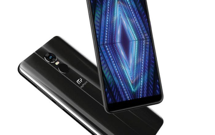 myPhone Prime 18x9