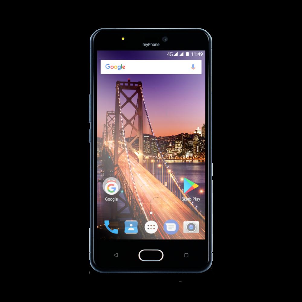 myphone CITY XL front