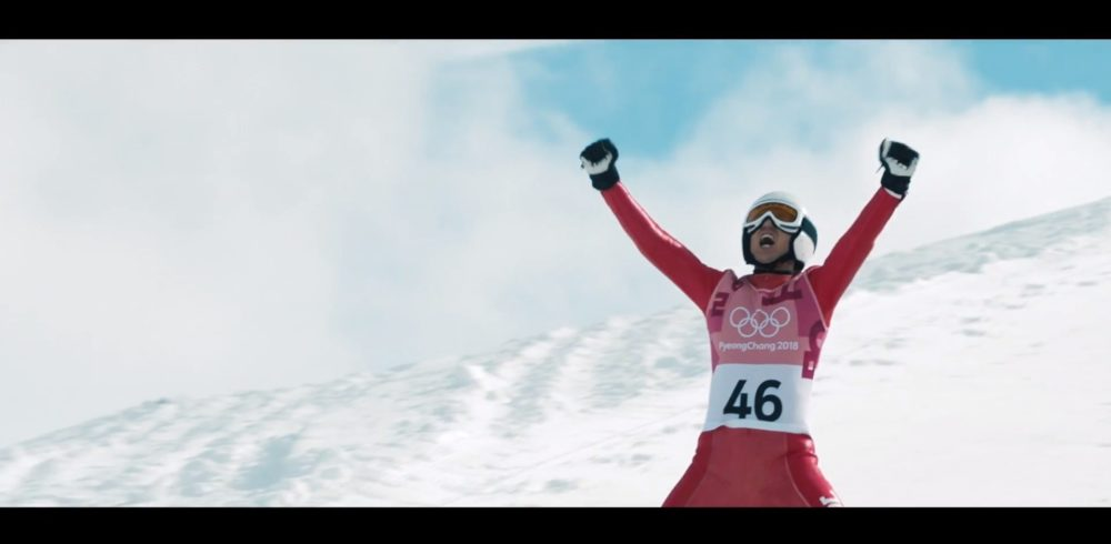 screen ze spotu Kamil Stoch