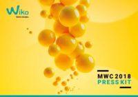 Wiko na targach MWC 2018
