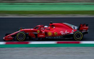 Lenovo F1 Scuderia Ferrari 2018