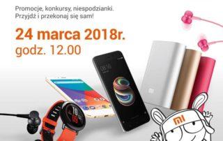 Wielkie Otwarcie Salonu Xiaomi