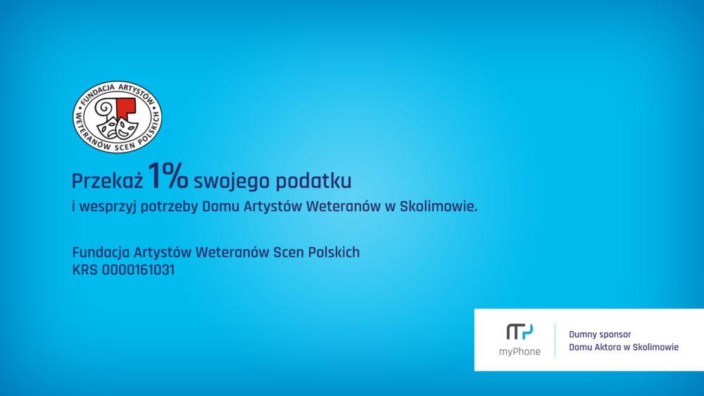 1% podatku dla artystów ze Skolimowa