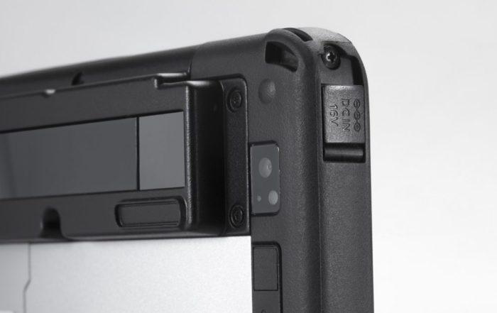 Panasonic Toughpad FZ-M1z kamerą termowizyjną