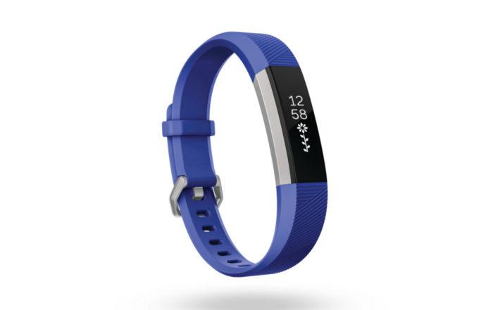 Fitbit Ace 3QTR Electric Blue Clockface