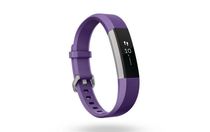 Fitbit Ace 3QTR Power Purple Steps