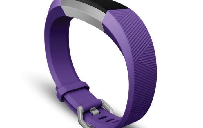 Fitbit Ace Dramatic Power Purple