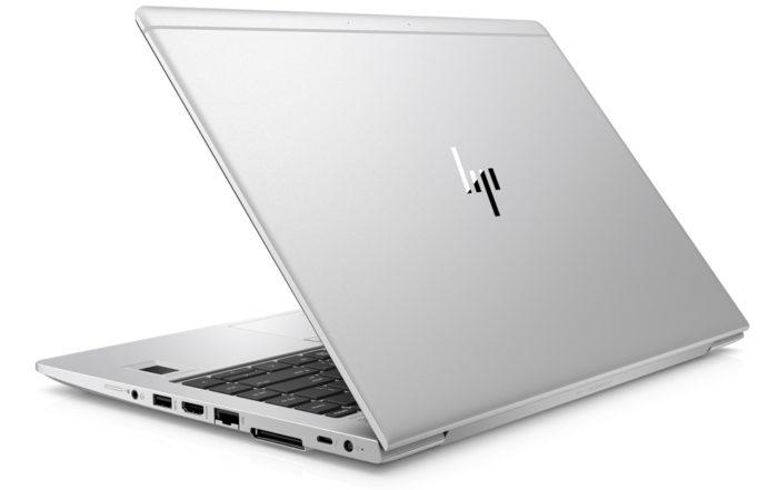 HP EliteBook 840 G5 Healthcare Edition RearLeft