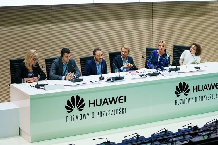 Huawei Rozmowy o Przyszłości 2