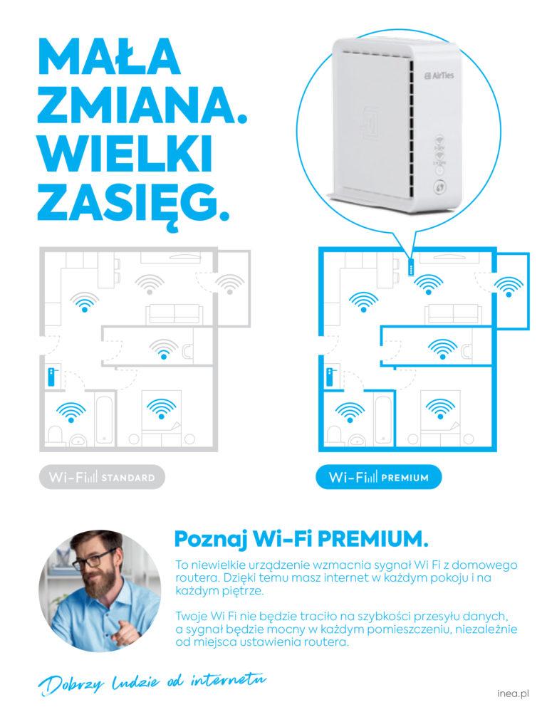 INEA Wi Fi Premium
