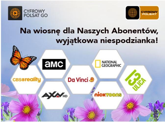 Polsat Plus wiosna