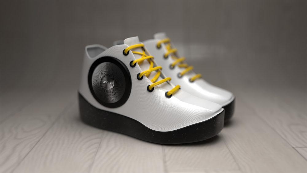 Jabra Speaker Sneaker