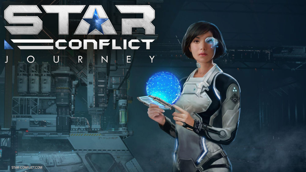 """StarConflict """"Journey"""""""