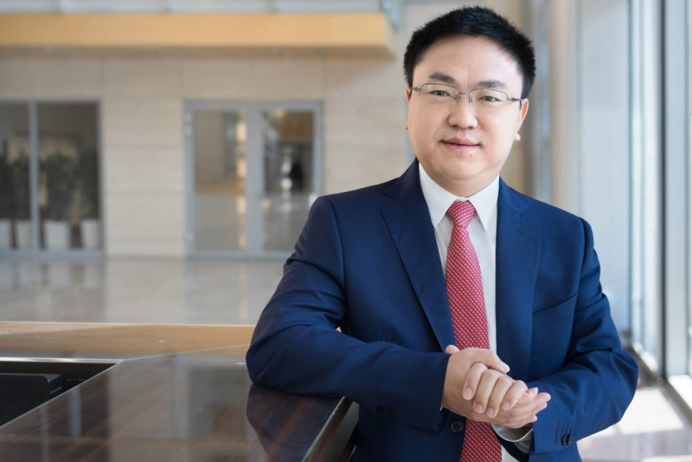 Tonny Bao_CEO Huawei Polska