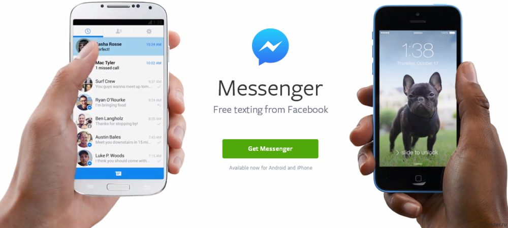 Facebook - Messenger