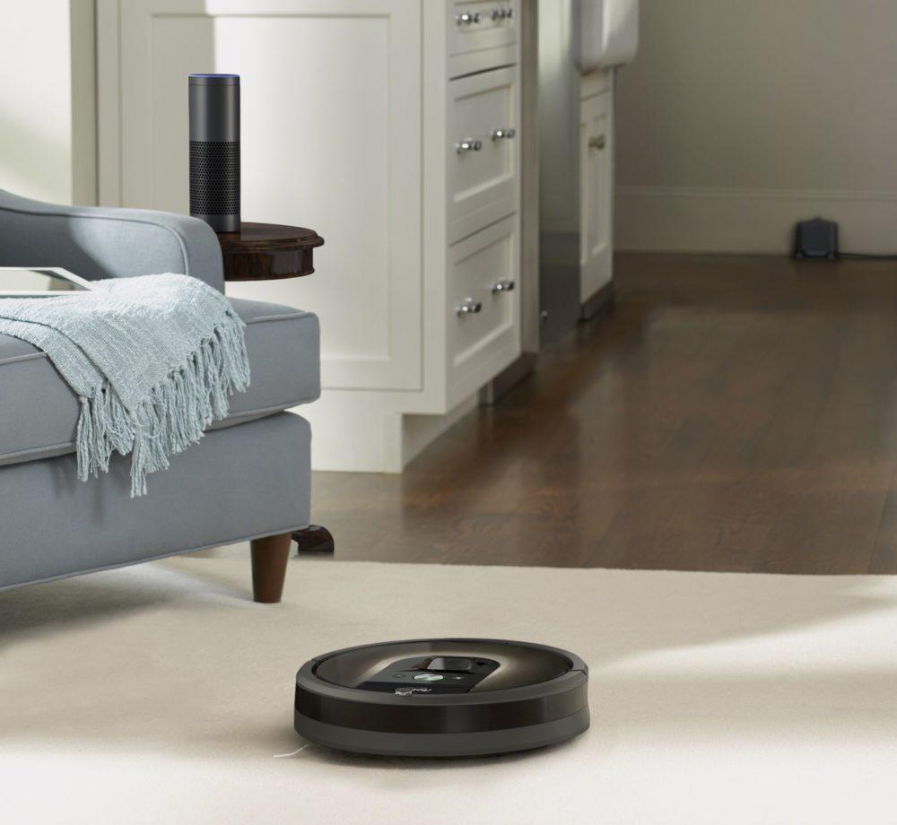 Romba iRobot - Alexa