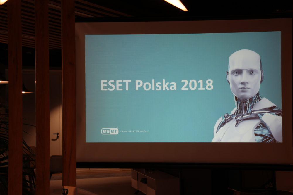 zdjęcia z otwarcia nowej siedziby ESET