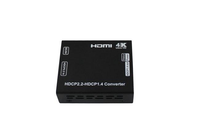 1. FX SX HDCP01 Konwerter HDCP 2.2 do HDCP 1.4 1