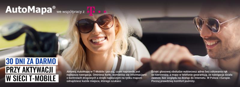 AutoMapa T Mobile