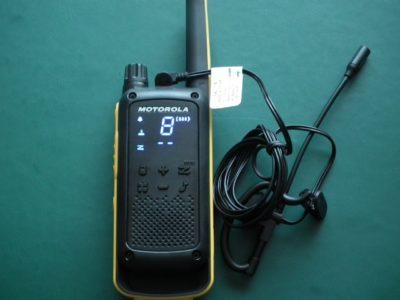 Motorola TALKABOUT T82 Extreme