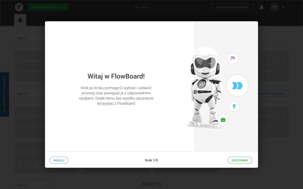 Flowboard konfiguracja 2
