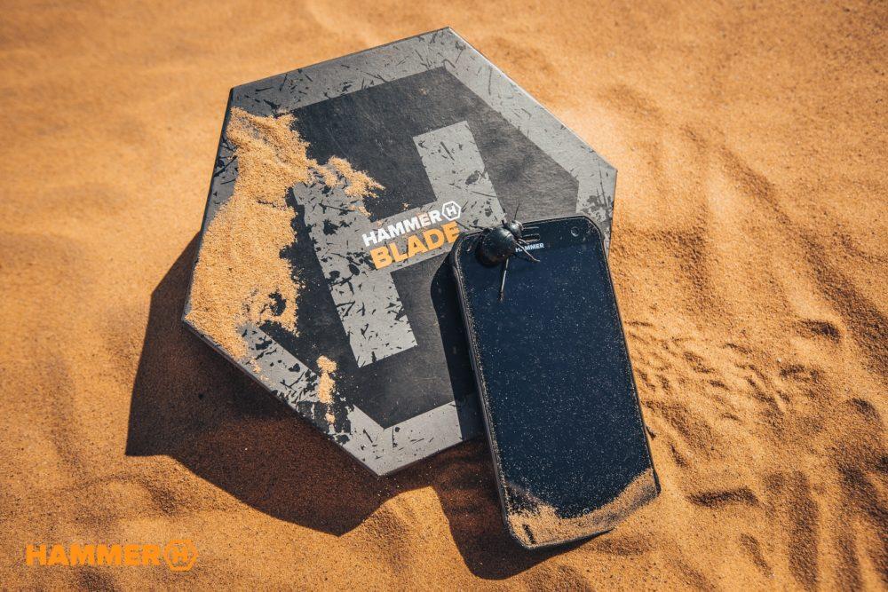 HAMMER Blade Runmageddon Sahara