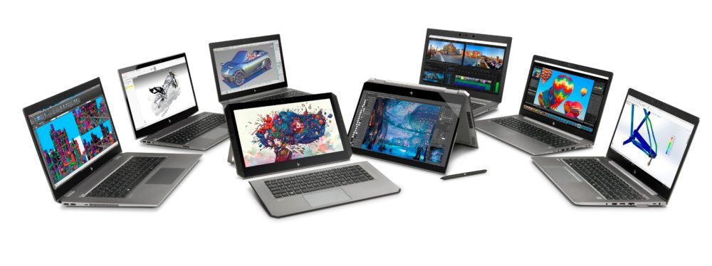 HP ZBook Mobile Workstation